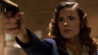 Marvel One-Shot: Agent Carter Trailer