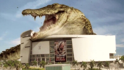 Mega Shark vs. Crocosaurus Trailer