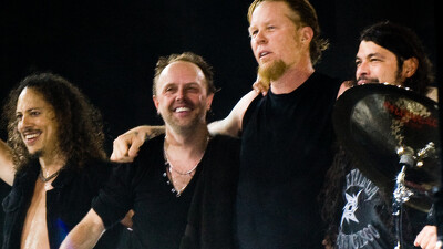 Metallica A Year and a Half in the Life of... Part 1 Trailer