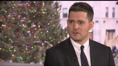 Michael Buble's Christmas in New York Trailer