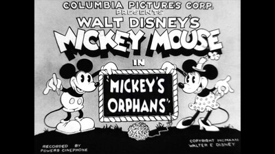 Mickey's Orphans Trailer