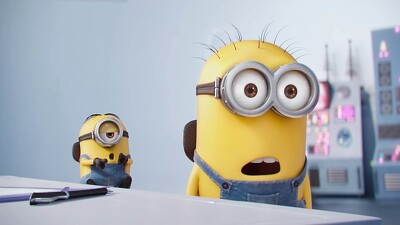 Minions: The Competition Trailer