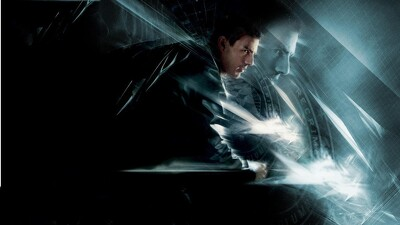 Minority Report Trailer