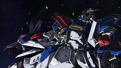 Mobile Suit Zeta Gundam A New Translation III: Love is the Pulse of the Stars Trailer