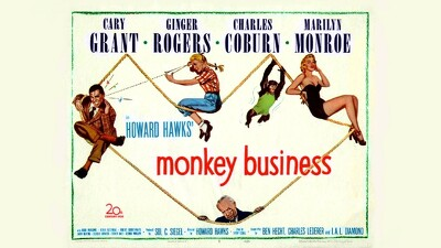 Monkey Business Trailer