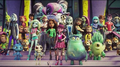Monster High: Electrified Trailer