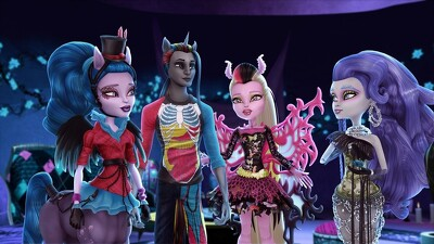 Monster High: Freaky Fusion Trailer
