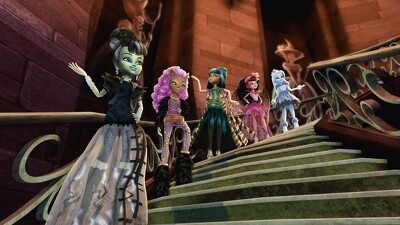 Monster High: Ghouls Rule Trailer