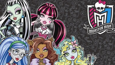 Monster High Great Scarrier Reef Trailer