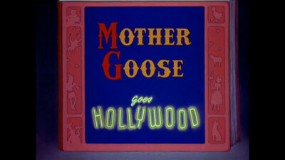 Mother Goose Goes Hollywood Trailer