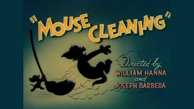 Mouse Cleaning Trailer