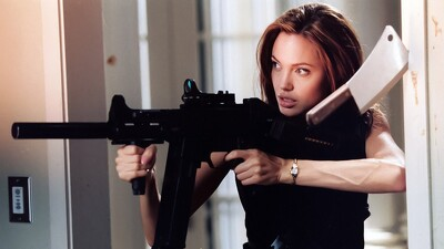Mr. & Mrs. Smith Trailer