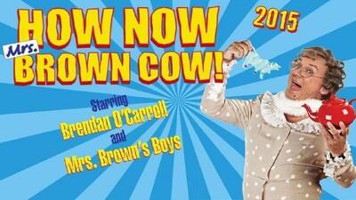 Mrs Brown's Boys Live: How Now Mrs. Brown Cow Trailer