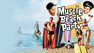 Muscle Beach Party Trailer