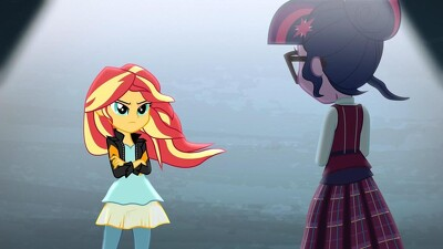 My Little Pony: Equestria Girls - Friendship Games Trailer