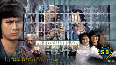 My Rebellious Son Trailer