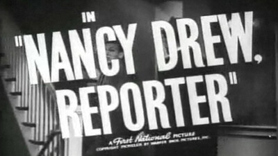 Nancy Drew... Reporter Trailer