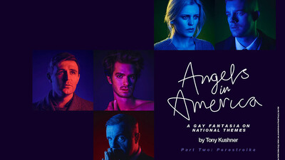 National Theatre Live: Angels in America Part Two: Perestroika Trailer