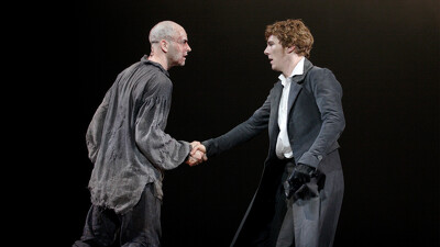 National Theatre Live: Frankenstein Trailer