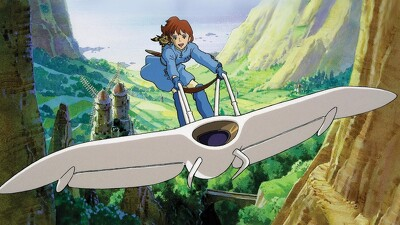 Nausicaä of the Valley of the Wind Trailer