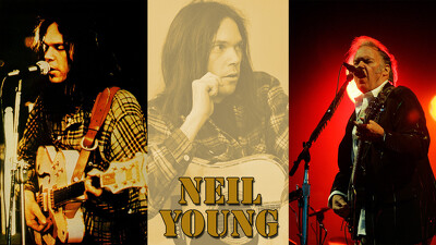 Neil Young In Concert 1971 BBC Trailer