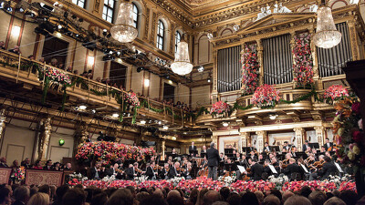 New Year's Concert: 2016 - Vienna Philharmonic Trailer