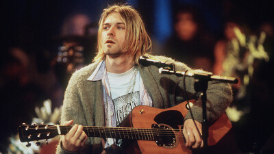 Nirvana - Unplugged in New York Trailer