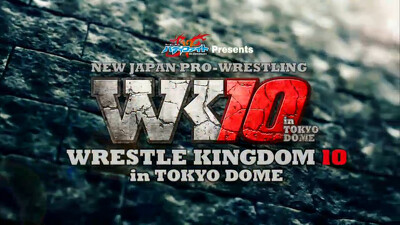NJPW Wrestle Kingdom 10 Trailer