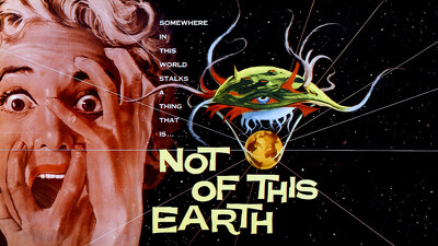 Not of This Earth Trailer