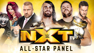 NXT All Star Panel Trailer