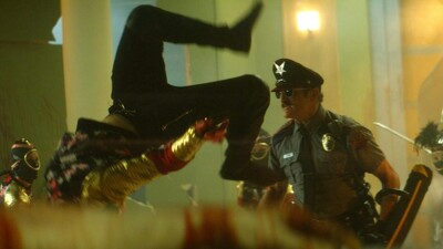 Officer Downe Trailer