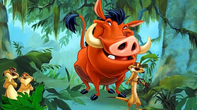 On Holiday With Timon And Pumbaa Trailer
