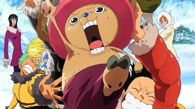 One Piece: Episode of Chopper Plus: Bloom in the Winter, Miracle Cherry Blossom Trailer