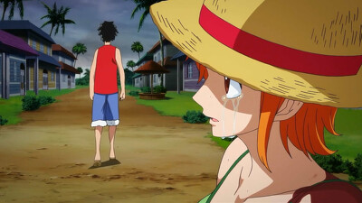 One Piece Episode of Nami: Tears of a Navigator and the Bonds of Friends Trailer