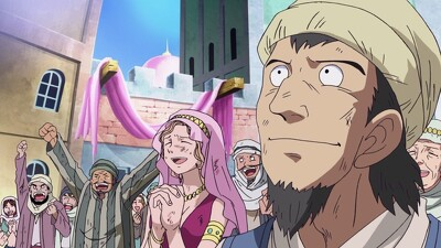 One Piece Movie 08: The Desert Princess and the Pirates - Adventure in Alabasta Trailer