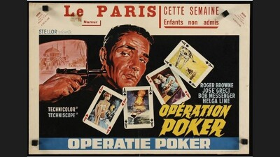 Operation Poker Trailer