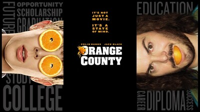 Orange County Trailer