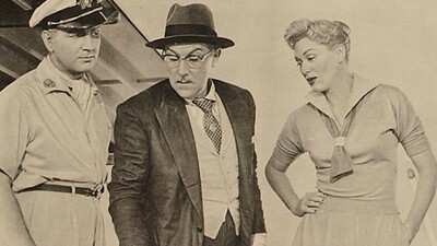 Our Miss Brooks Trailer