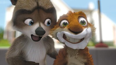 Over the Hedge Trailer
