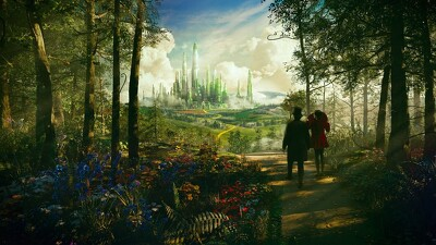 Oz: The Great and Powerful Trailer