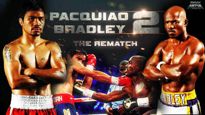 Pacquiao vs. Bradley 2 Trailer