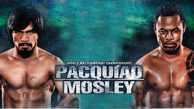 Pacquiao vs. Mosley Trailer