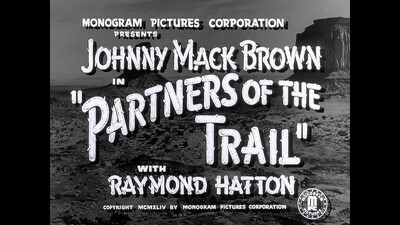 Partners of the Trail Trailer