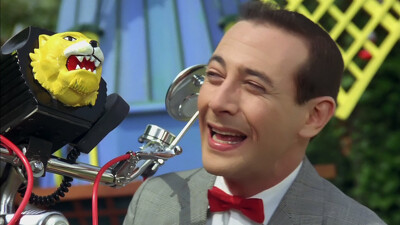 Pee-wee's Big Adventure Trailer