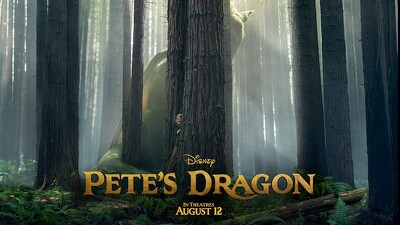 Pete's Dragon Trailer