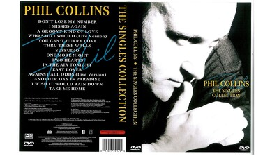 Phil Collins: The Singles Collection Trailer