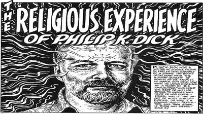 Philip K Dick: A Day in the Afterlife Trailer