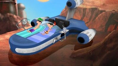 Phineas and Ferb: Star Wars Trailer