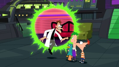 Phineas and Ferb the Movie: Across the 2nd Dimension Trailer