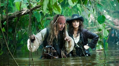 Pirates of the Caribbean: On Stranger Tides Trailer